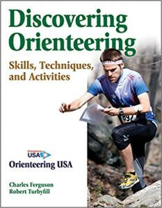 This image has an empty alt attribute; its file name is discoveringorienteering-233x300.jpg